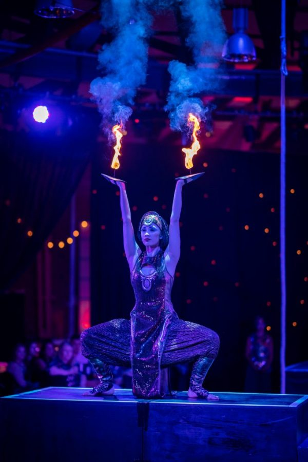 Moroccan Fire Nights - Derby 2018